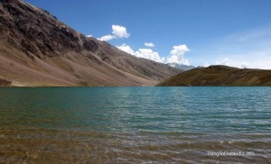 Chandra Taal Lake, Camping Hiking