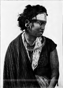 Tain or Digaru Mishmi tribe - Female