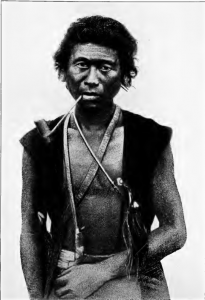 Tain or Digaru Mishmi tribe - Male