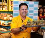 Chef Vicky Ratnani at Foodhall.