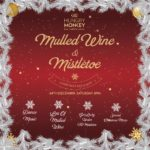 Mulled Wine & Mistletoe at The Hungry Monkey