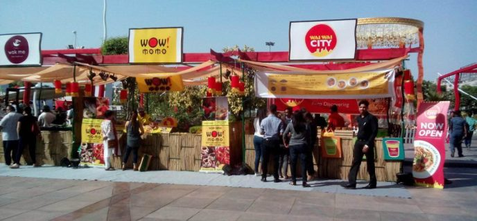 Wai Wai City at Asian Hawkers Market 2