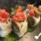 Salmon Salad Roll at Kylin Premier
