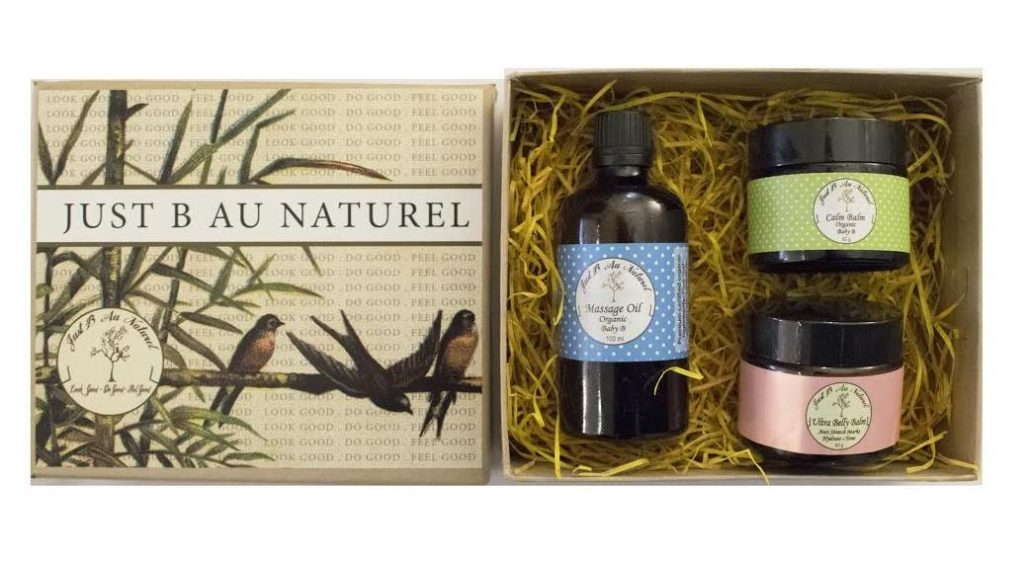 Just B Au Naturel Beauty Gift Box