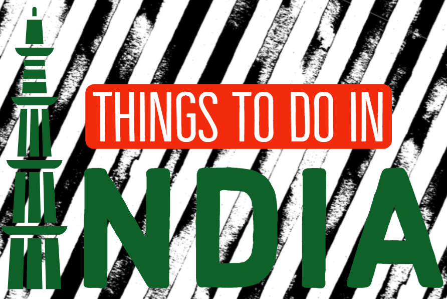 Thing To Do In India